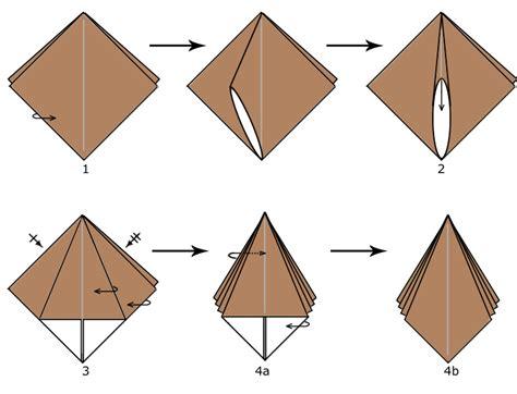 origami pyramid origami triangle pyramid www pixshark images