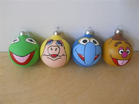 muppets ornaments the muppets painted ornament decor 2