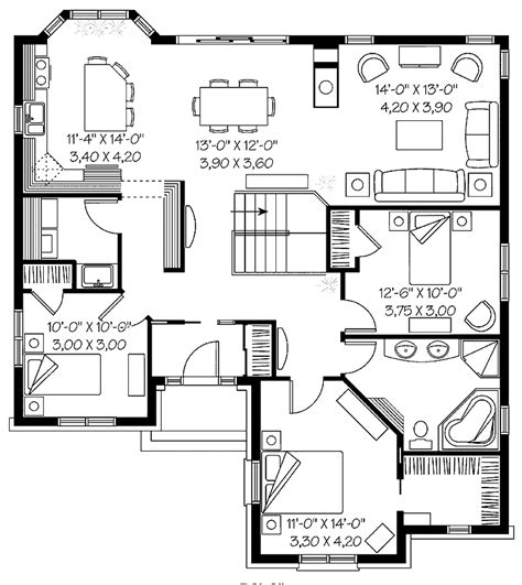 how to design a house floor plan best open floor house plans cottage house plans