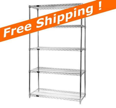 steel shelving units shelving units