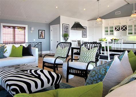 paint colors that go with zebra print how to mix patterns appropriately
