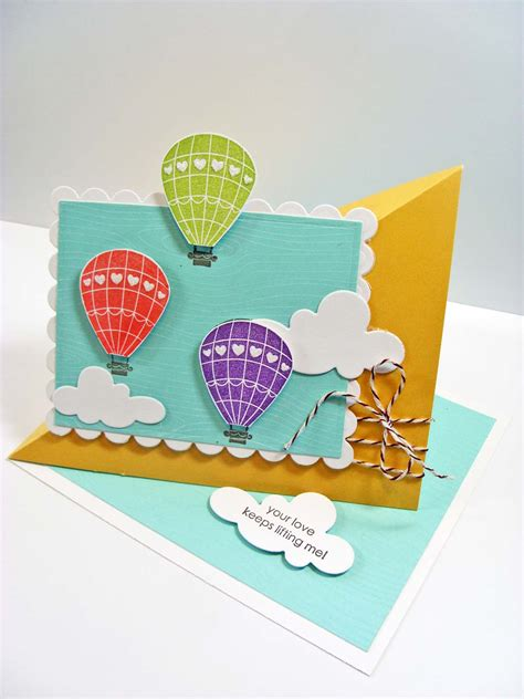 how to make air card don t miss tomorrow s folds card class