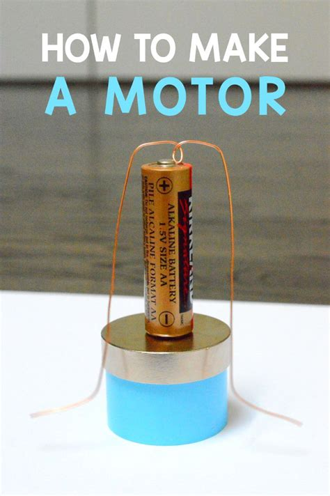 Easy Electric Motor by 25 Unique Electric Motor Ideas On Simple