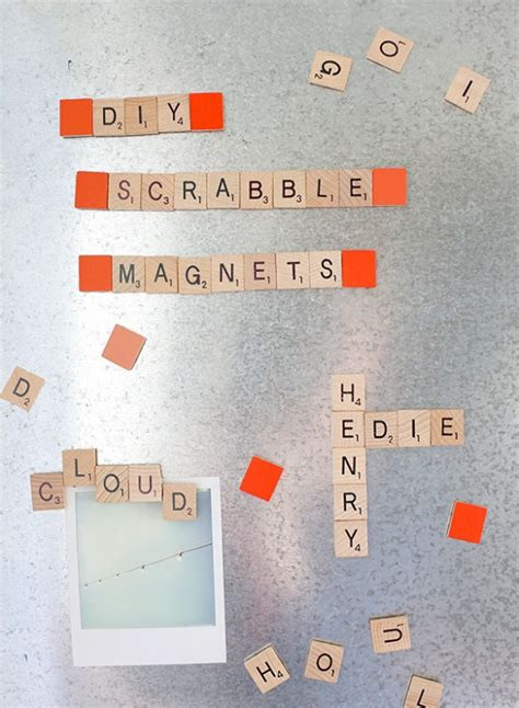 make a word with these letters scrabble pay tribute to your favorite board with these clever