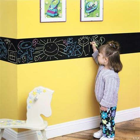 chalkboard paint o que é 36 exciting ideas to decorate rooms with colored