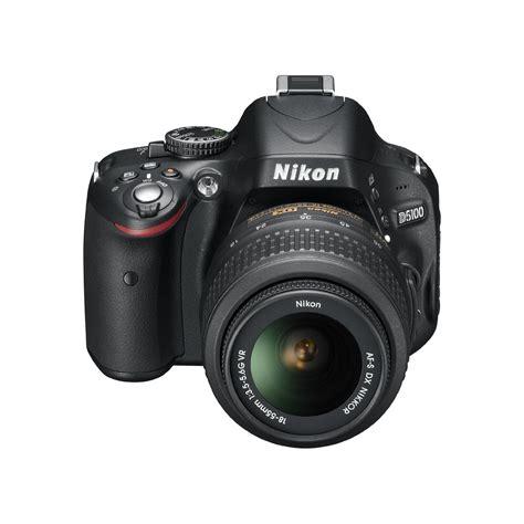 comparativa de camaras reflex nikon d5100
