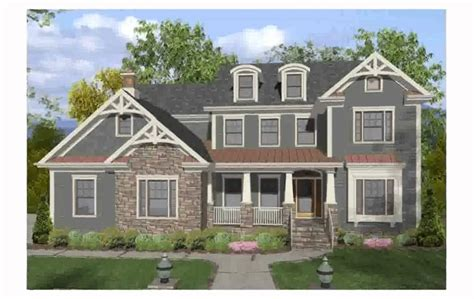 craftsman homes craftsman style homes