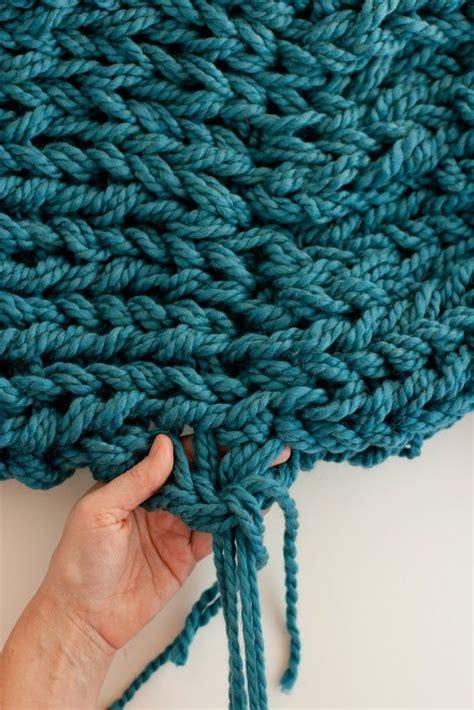 mattress stitch knitting arm knitting how to photo tutorial part 4 finishing