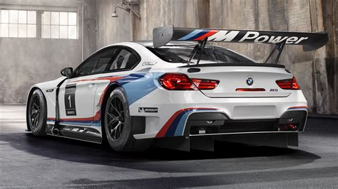 B M Car Wallpaper by Bmw M6 Gt3 2015 Wallpapers And Hd Images Car Pixel