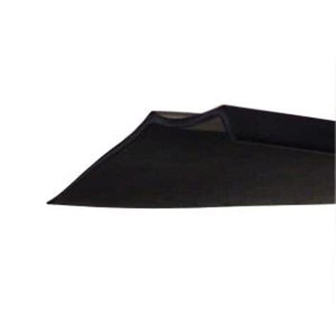 garage door seals home depot proseal 20 ft nail on garage door bottom seal 57020 the