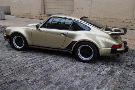 Porsche Carrera 930 by 1977 Porsche 930 Turbo Carrera Stock 930781 For Sale