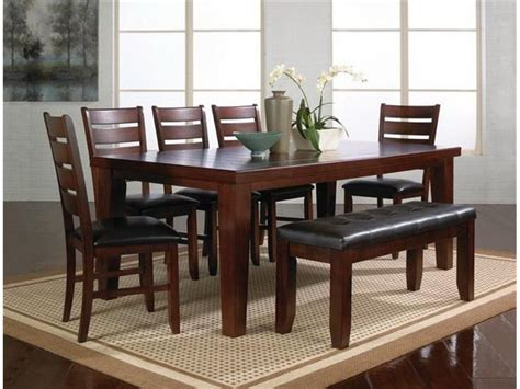 Dining Room Tables With Bench Seats The Best Modern Table And Dining Room Bench