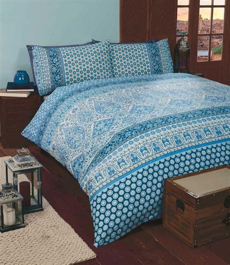 indian bedding set indian inspired quilt duvet cover pillowcase bedding bed