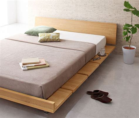 single platform bed frame 25 best ideas about minimalist bed on
