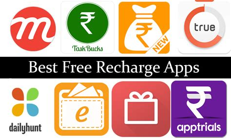 best free app top 20 best free recharge apps for android 2018