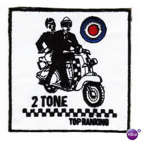 two tone 2 tone top ranking iron on patch on ebid united states