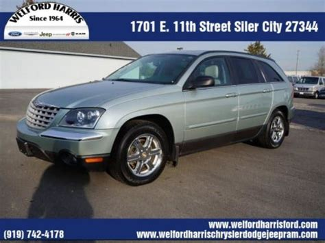 security system 2004 chrysler pacifica parental controls sell used 2004 chrysler pacifica in 1701 e 11th st siler city north carolina united states