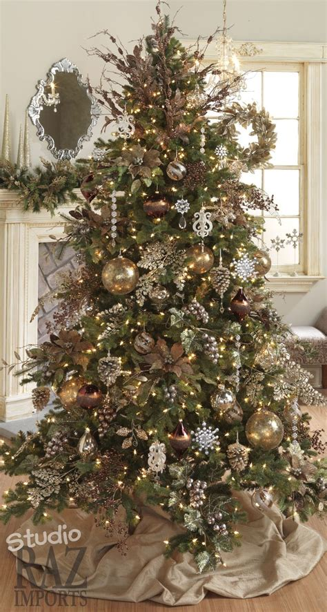 best colors for tree decorations top 15 rustic tree designs cheap easy