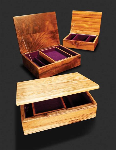how to make box for jewelry how to make a basic jewelry box from scratch