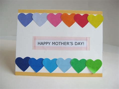how to make a cool mothers day card 15 diy s day cards littlepieceofme