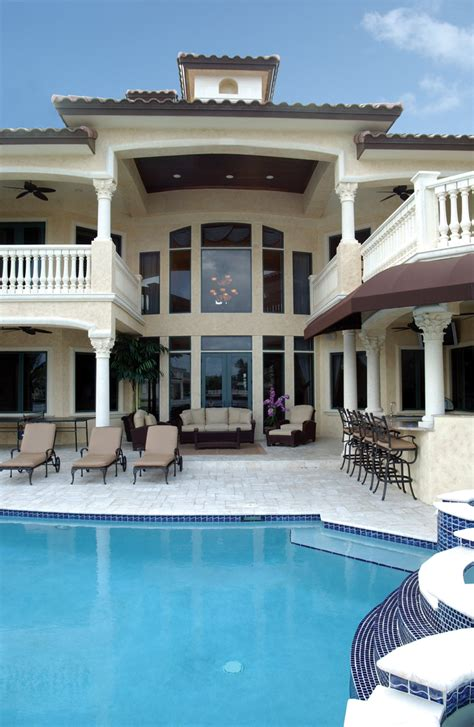 home plans with pools painters hill luxury home plan 106s 0070 house plans and more
