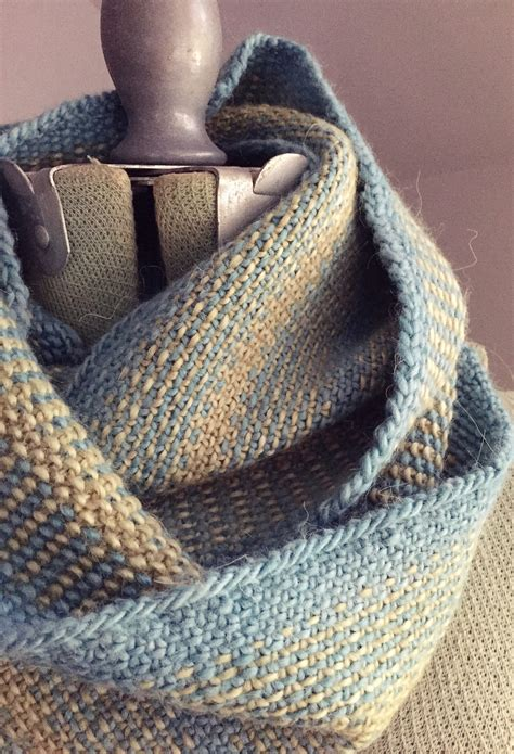 woven or knit infinity scarf knitting patterns in the loop knitting