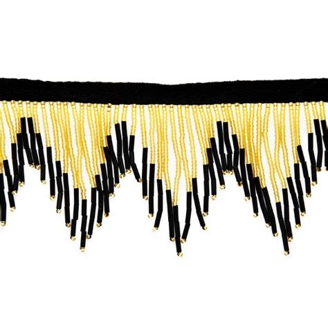 beaded fringe by the yard 2 3 4 quot beaded fringe by yard ff ff5287a