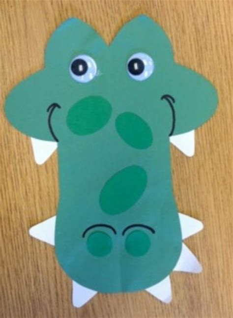 crocodile craft for 25 best ideas about alligator crafts on