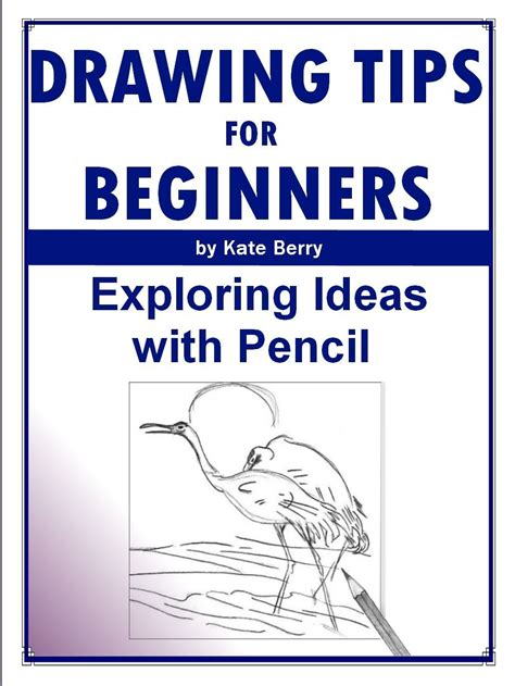 ideas for beginners drawing tips for beginners exploring ideas with pencil