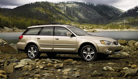 2007 Subaru Outback Review by 2007 Subaru Outback Review Top Speed