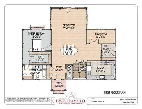 great house floor plans house plan with large great room home design and style