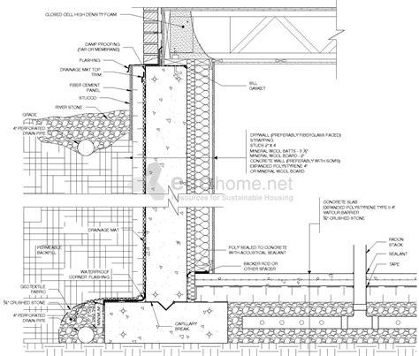 waterproof basement construction building better basements how to insulate your basement