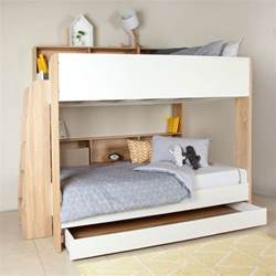 three sleeper bunk beds three sleeper bunk bed artisan new 3 sleeper wooden bunk