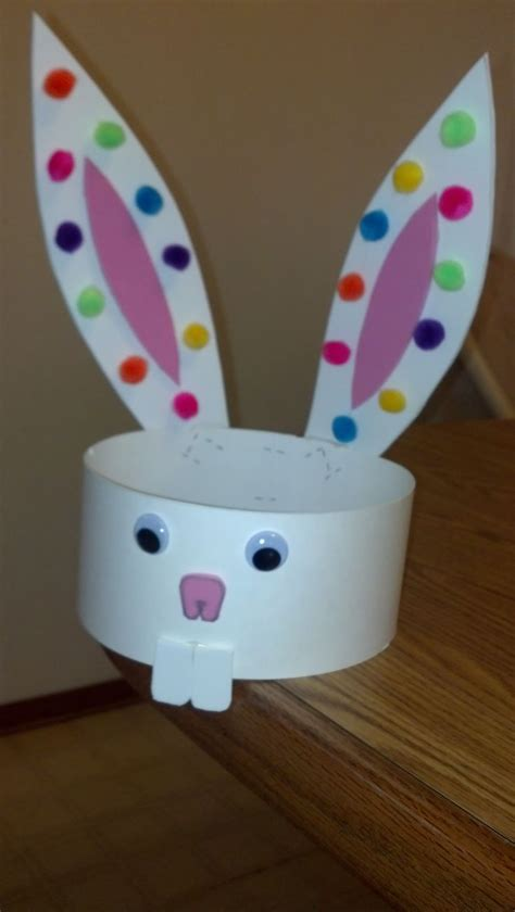 construction paper crafts for boys cool easter bonnet or hat ideas boys so and