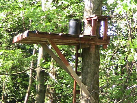 tree stand plans wood tree stand plans