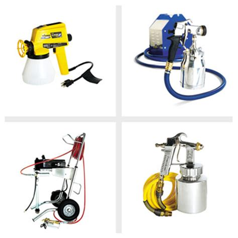 spray paint equipment the spraying way paint sprayers this house