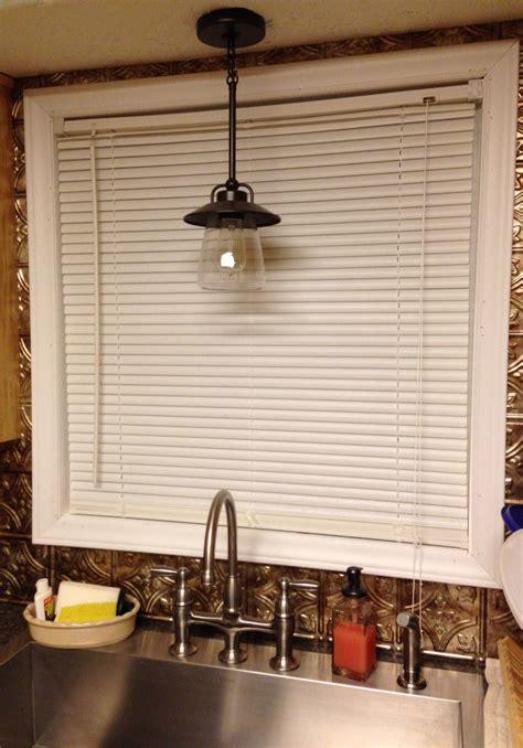 lighting above kitchen sink my country farmhouse kitchen cynthia designs
