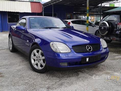 1999 Mercedes Slk230 Kompressor by Mercedes Slk230 1999 Kompressor 2 3 In Kuala Lumpur