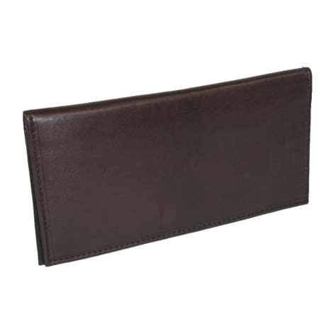leather checkbook covers for mens leather checkbook covers