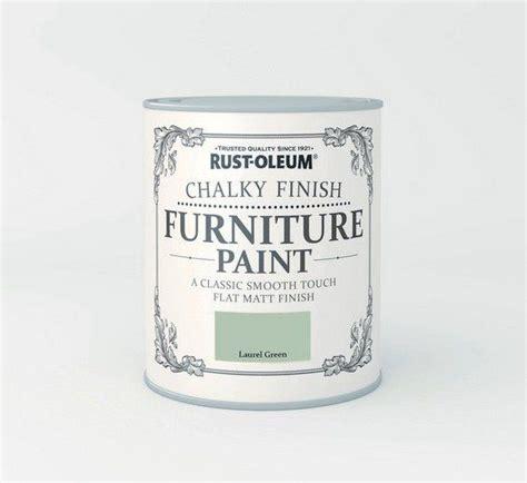 rust oleum chalk paint rust oleum laurel green 750ml chalky furniture paint