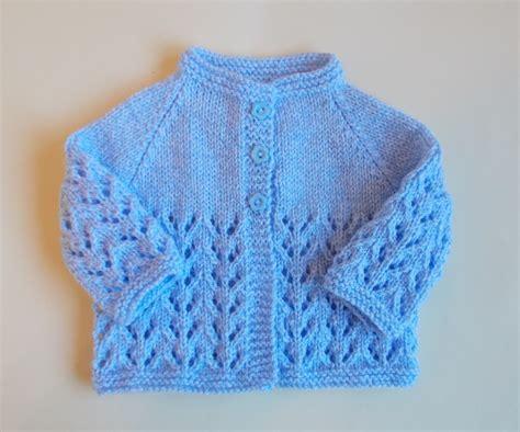 knitting baby jacket marianna s lazy days bibi baby jacket