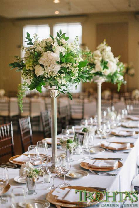 table centerpieces table centerpieces that white flowers