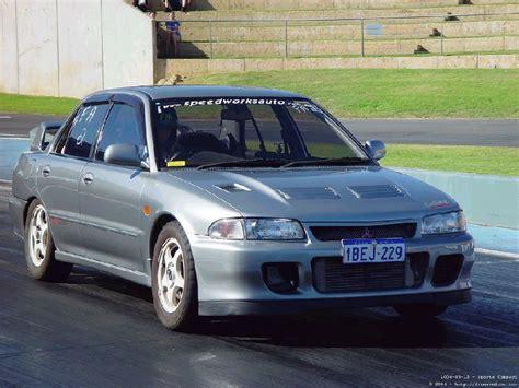 Mitsubishi Evo 2 by 1994 Mitsubishi Lancer Evo Evo 2 1 4 Mile Trap Speeds 0 60