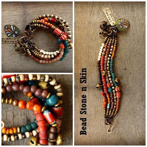 how to make boho jewelry jewels https www etsy shop beadstonenskin handmade