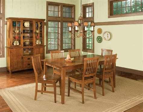 arts and crafts dining room set arts and crafts dining room set alliancemv