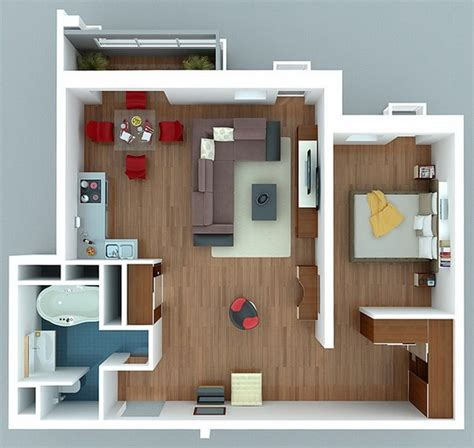 1 bedroom apartment 1 bedroom apartment house plans smiuchin