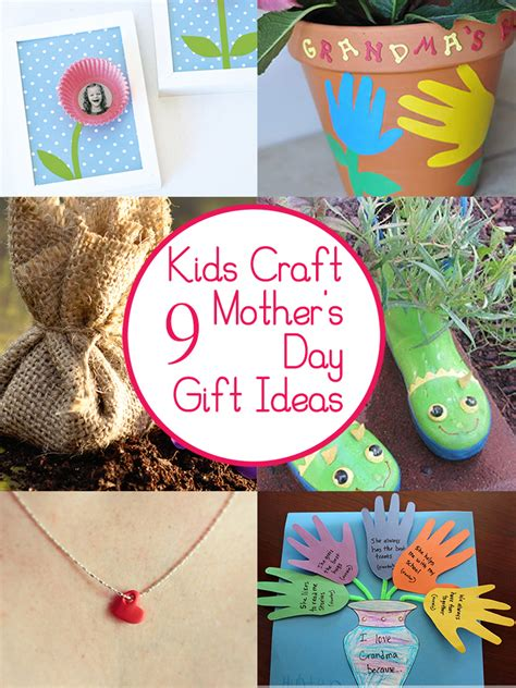 kid craft gift ideas 9 s day crafts and gifts can make tips from