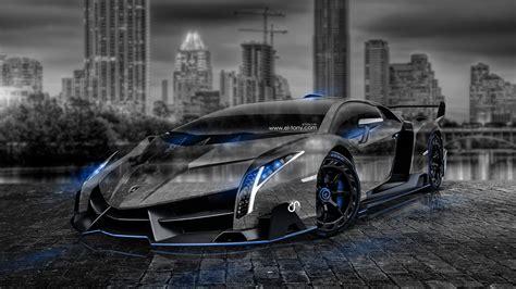 Car Wallpaper Photoshop by El Tony