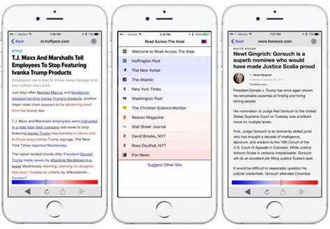 read app a news app aims to burst filter bubbles by nudging readers