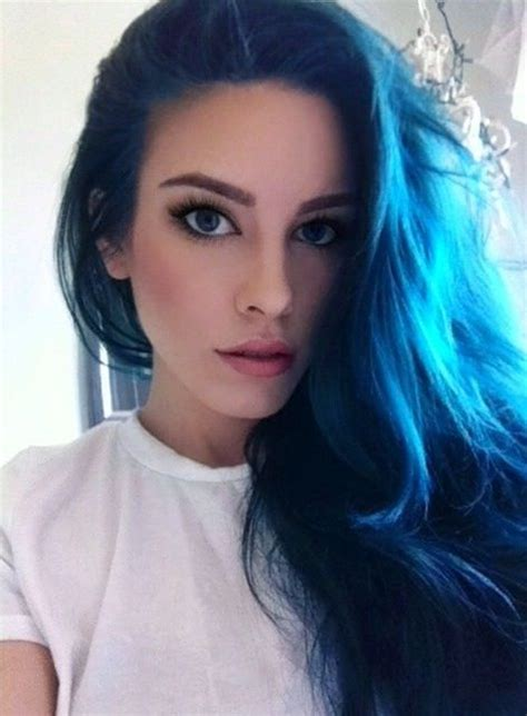 blue hair 17 best ideas about blue hair on navy